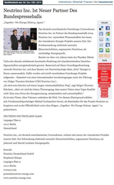 Der falsche Partner mit Holger Schubart